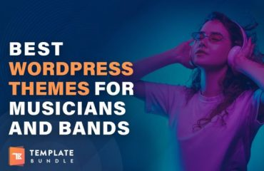 5 Best WordPress Themes for Musicians and Bands
