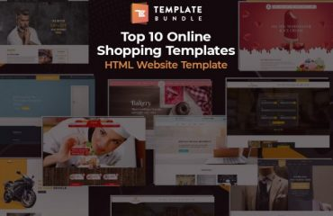 Top 10 Online Shopping Templates