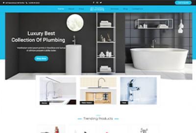 Plumbing And Heating Wordpress Theme