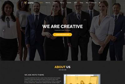 Best Business WordPress Theme