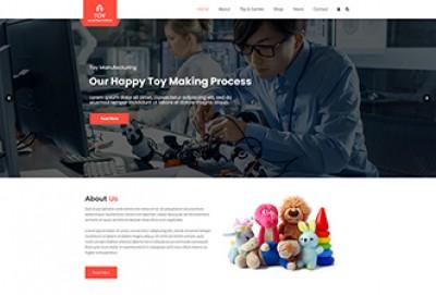 Toys Store WordPress Theme | Toys Shop Woo-commerce Themes