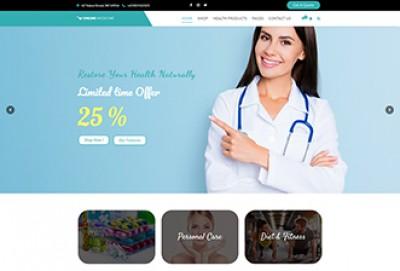 Best Pharmacy WordPress Theme