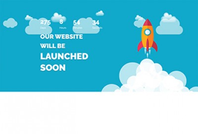Coming Soon HTML Page Templates