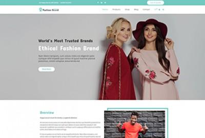 Fashion Store WordPress Theme | Clothing Store Themes
