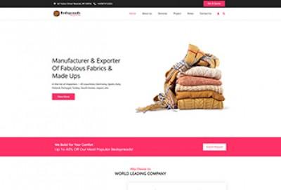 Bedspreads WordPress Theme   Bedding WordPress Themes
