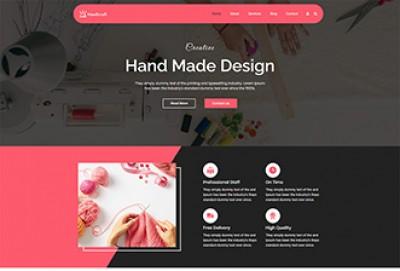 Handmade Shop WordPress Theme