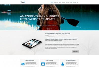 Best Business HTML Website Template