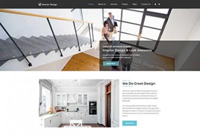 Best Interior Design & Architecture WordPress Theme