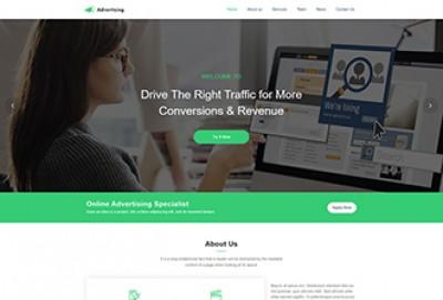 Creative Digital Marketing Agency WordPress Theme