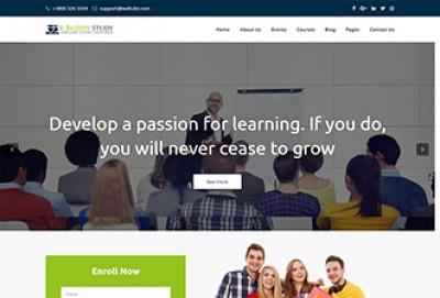 Online Course | Online Education HTML Website Templates