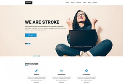 Digital Creative Agency HTML Website Template