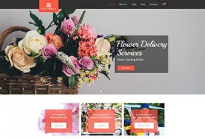 Flower Shop WordPress Theme | Store WP Themes