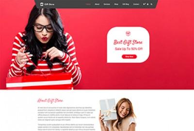 Gift Shop WordPress Theme | Gift Store Themes