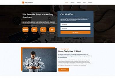 Lead Generation WordPress Theme
