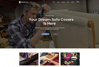 Upholsterer WordPress Theme