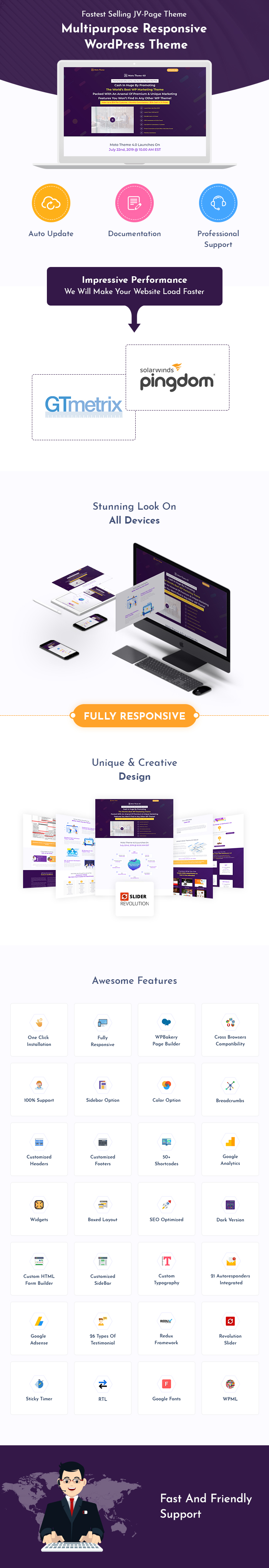 Affiliate JV Page WordPress Themes