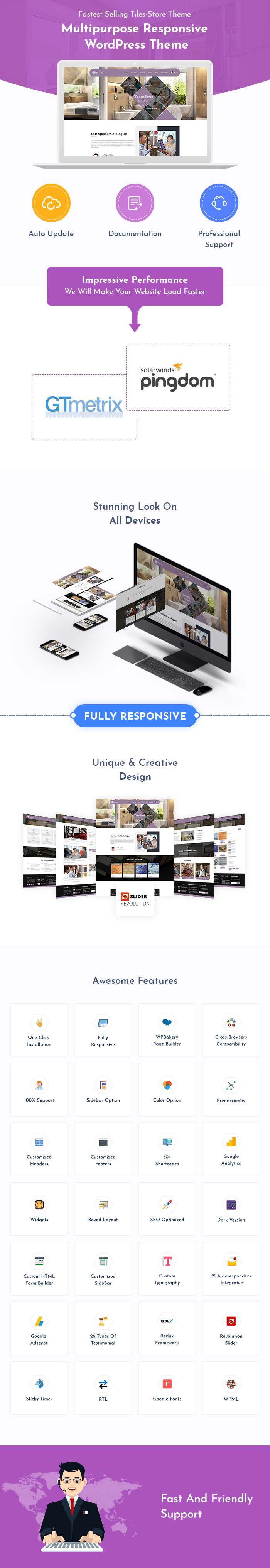 Tiles Store WordPress Themes