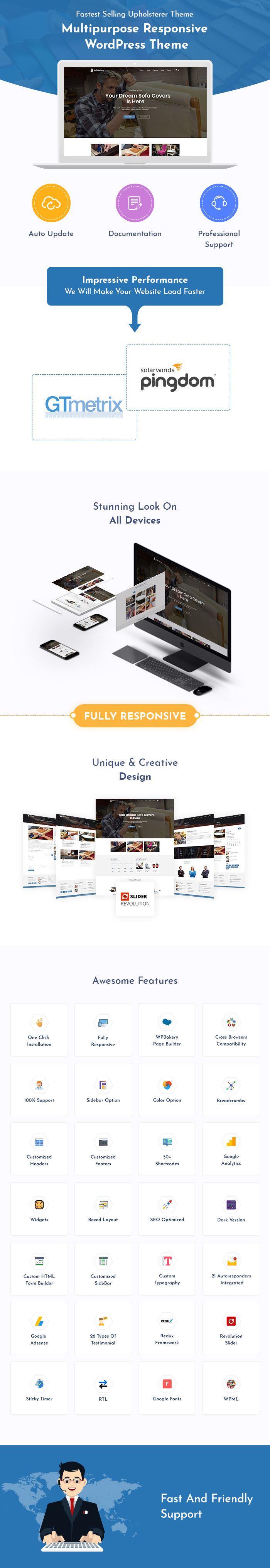 Upholsterer WordPress Themes