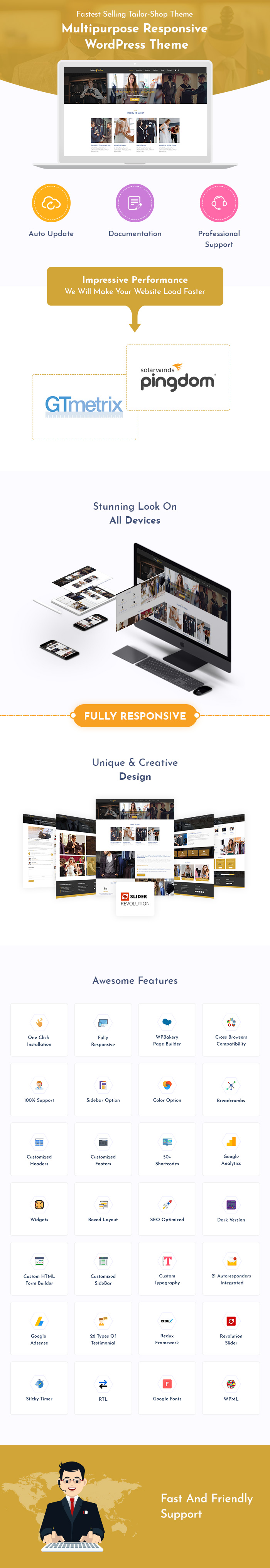 Tailor Shop WordPress Theme