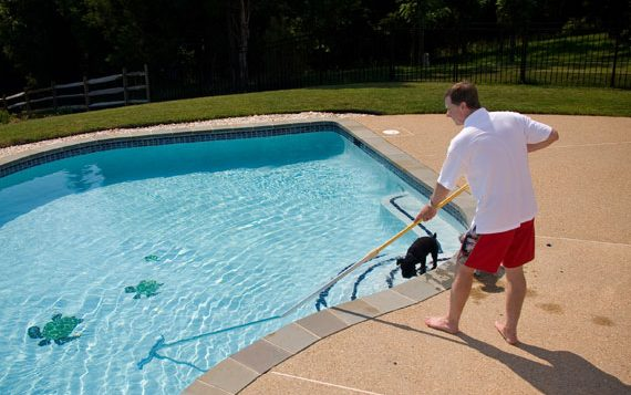 Pool Services Vision