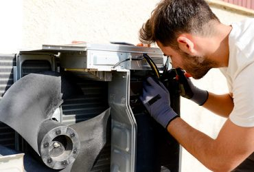 Air Cooler Repair