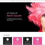 MOTO Beauty Salon………………………$60