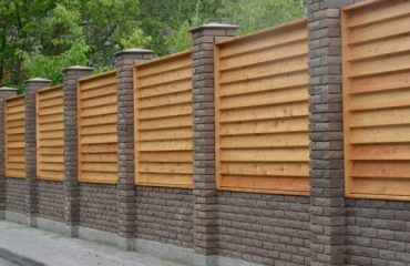 How to Clean a Wood Fence & gets